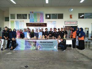 STT-Payakumbuh Raih Juara I Lomba Maket 6